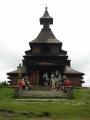 Kaple sv. Cyrila a sv. Metoděje na vrcholu Radhoště (Tomáš Novotný)