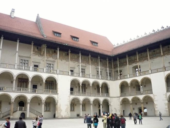Část zámku