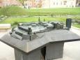 Maketa celého hradního komplexu