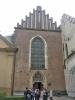 Vchod do kostela
