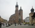 Mariánská bazilika ve dne