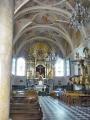 Boční kaple Mariánské baziliky