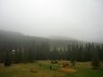 Vysoké Tatry v ranní mlze