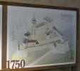 Podoba hradu v roce 1750