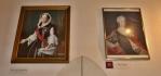 I Marie Terezie zde shlíží na návštěvníky