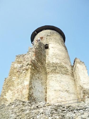 Nejstarší část hradu