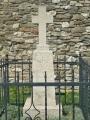 Pomník zemřelého