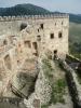 Rozvaliny hradního komplexu