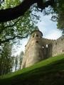 Cestou z hradu/ na hrad