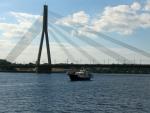 Riga, most Vanšu