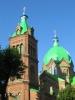 Kostel Všech svatých (Visu svēto pareizticīgo baznīca), Riga