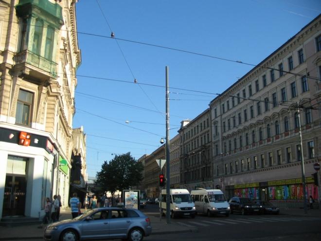 V těchto ulicích si připadám, jako bych byl někde v Praze.