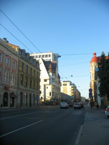 Ulice Svobody (Brīvības iela)