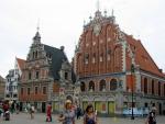 Dům Černohlavců (Melngalvju nams), Riga