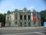 Lotyšské národní divadlo (Latvijas Nacionālais teātris), Riga