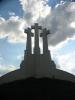 Tři kříže (Trys kryžiai), Vilnius