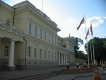 Prezidentský palác, Vilnius