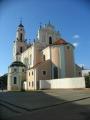 Kostel svaté Kateřiny, Vilnius