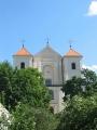 Kostel Navštívení Panny Marie v Trakai, Litva