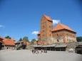 Hrad Trakai, Litva