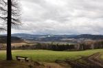Pohled směřuje ke Křemelné.