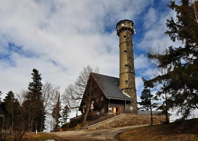 Svatobor (845 m n.m.)