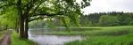 Posledním z kaskády rybníků je Velká Lípa.
