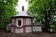 Hřbitovní kaple sv. Anny je jednou z našich posledních zastávek na NS Žďár.