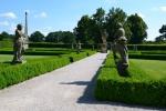 Špitální zahrada na Kuksu.