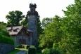 Princeznovská věž, Les Království.