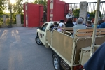 Safari vozítko, ZOO Dvůr Králové.
