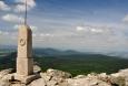 Roku 1838 byl na vrcholu postaven obelisk na památku návštěvy Adély Rohanové, zvaný dodnes Rohanský kámen (Rohanstein), který stojí na někdejší hranici mezi Rohanským a Clam-Gallasovským panstvím