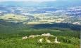 Vrcholy Lyskamm, Castor a Pollux, Monte Rosa, Breithorn i Klein Matterhorn jsem měl z Breithornu možnost spatřit na vlastní oči a tyto kameny pod Ještědem nesou jejich honosné názvy.