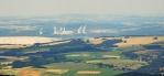 Pohled na Frýdlantsko a do polských rovin.