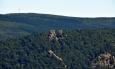 Paličník leží na opačné straně údolí Smědé.