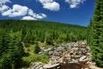 Sucho posledních týdnů odhalilo prakticky všechny kameny v řece. A že jich není málo.