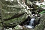 Vodopádům bohužel chybí po vedrech posledních týdnů víc vody.
