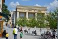 Jiráskovo muzeum, náměstí Hronov.