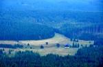 V údolí Slatinného potoka pod Pancířem byla 1828 zřízena skelná huť Janem Kř. Adlerem, majitelem skelné hutě na Brunstu, na pravém břehu Křemelné, poblíž odbočky silnice na Zhůří. Brunst dostává přídomek Starý a údolí pod Pancířem má název Nový Brunst. Skelná huť v Novém Brunstu byla r. 1830 prodána ve veřejné dražbě Janu Jiřímu Aschelovi, který zdejší huť r. 1831 přestavěl. Tak zde vznikl poměrně velký komplex 18 výrobních a obytných budov. Kromě hutě zde byl i hamr na cínové fólie, pokládárna zrcadel a stoupa na křemen. Vyrábělo se zrcadlové sklo, které se vyváželo i do Benátek a Milána. Huť byla na tehdejší dobu modernizována několika patenty majitelů. Huť byla postižena dvěma požáry - roku 1888 a 1900, kdy již nebyla obnovena. Roku 1907 vyhořel dům se sbírkou starých tisků, starožitností a obrazů. Shořela i uniforma skelmistra a huťmistra Jana Jiřího Aschela. (viz http://www.retour.cz/mesta/zelezna-ruda/n_brunst.htm)