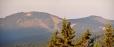 a osvětlují jako první ty nejvyšší vrcholy šumavských hor.