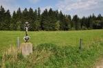 Křížek nedaleko PR Chřepice.