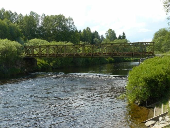 Most u Pěkné