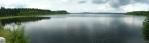 Panorama Lipna od Rakovské zátoky