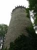 Věž Jakobínku zespodu