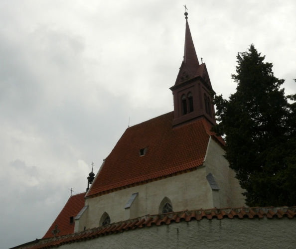 Kostel v Zátoni