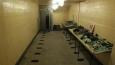 tady na podlaze byly ve speciálních držácích atomove hlavice pro SS 20 ... takových kójí nebo boxů je šest ...