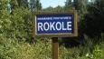 kus cesty od Olešnice podle říčky Olešenky je v kraji hodně známé poutní místo Rokole ...