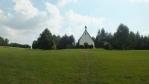 další kaplička - schönstattská kaplička je asi kilometr nad Rokolí, postavená byla v roce 1997 jako 143 kopie kaple v Schönsttatu a je součástí tzv. Schönstatského hnutí ...