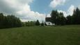 kaplička a bouřkové mraky ...