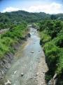 Řeka ve městě Wu-feng, Tchaj-wan